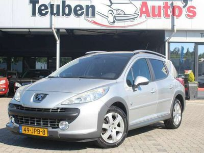 tweedehands Peugeot 207 Outdoor SW 1.6 VTi Sublime Airco, Clima control, T