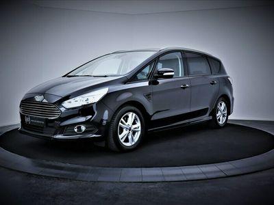 tweedehands Ford S-MAX 1.5 160 PK 7pers.Titanium NAVI/CLIMA/STOEL VW./TRE