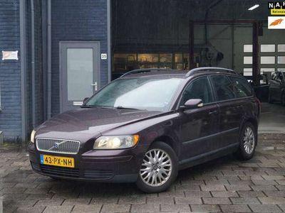 tweedehands Volvo V50 1.8 Elite | Airco | Cruise | NW APK