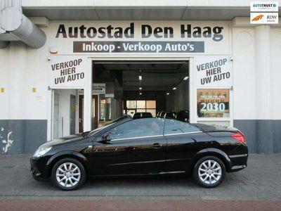 tweedehands Opel Astra Cabriolet TwinTop 1.8 Cosmo Automaat Airco Leer