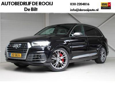 tweedehands Audi SQ7 4.0 TDI V8 435PK Panoramadak | Sportstoelen Plus | Matrix Led | Trekhaak elekt. |