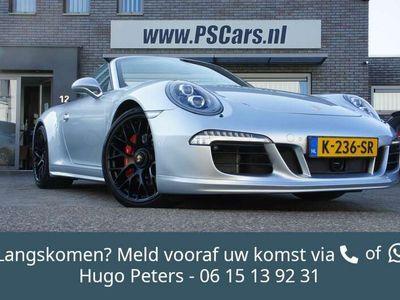 tweedehands Porsche 911 Carrera 4 Cabriolet