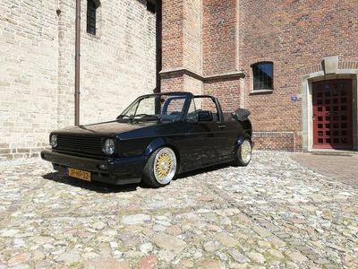 tweedehands VW Golf Cabriolet LS