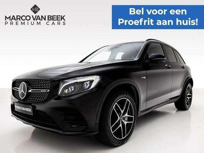tweedehands Mercedes GLC43 AMG AMG 4MATIC Nw. Prijs € 105.856 Pano Luchtvering Trekhaak ACC ILS Geïnteresseerd?