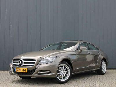 tweedehands Mercedes CLS350 CDI 4-Matic AUT. / NAVI / LEDER / SCHUIFDAK