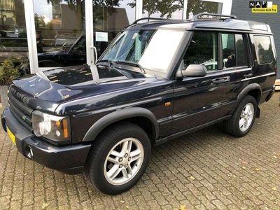 tweedehands Land Rover Discovery 2.5 Td5 Grijskenteken