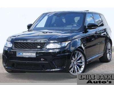 tweedehands Land Rover Range Rover Sport 5.0 V8 Supercharged SVR