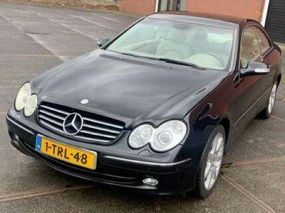 tweedehands Mercedes 240 Elegance Coupe Benzine