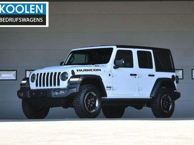 tweedehands Jeep Wrangler Unlimited 2.2D Rubicon