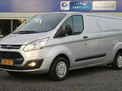 tweedehands Ford Custom Transit290 2.2 TDCI L2H1 Tr, Airco, Cruise, Navigatie, PD