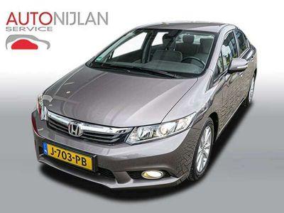 tweedehands Honda Civic Sedan 1.8 Comfort 140 pk airco/clima zeldzaam in Nederland