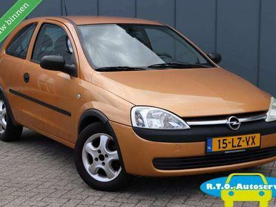 tweedehands Opel Corsa 1.0-12V APK NIEUW STUURBEKRACHTIGING !!