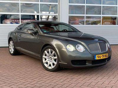 tweedehands Bentley Continental GT 6.0 W12 Dealer onderhouden