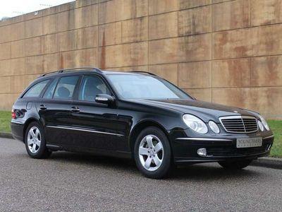 tweedehands Mercedes E240 Combi Avantgarde
