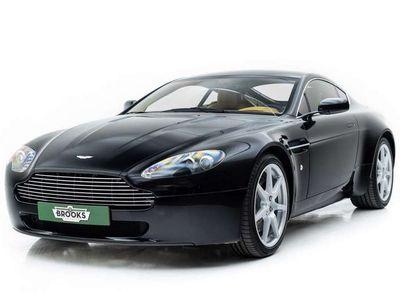 tweedehands Aston Martin V8 Vantage4.7 Sportshift 1st owner / original Dutch deliv