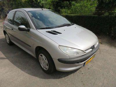 tweedehands Peugeot 206 1.6 L