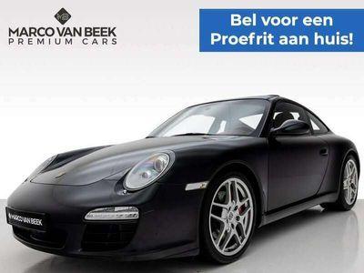 tweedehands Porsche 911 Carrera S 997 3.8PDK Nw. Prijs € 154.464 Schuifdak Sp