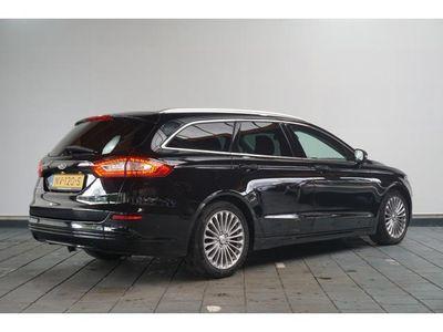 tweedehands Ford Mondeo Wagon 1.5 160 pk Titanium | Navigatie | LED | 18 Inch | Dealeronderhouden