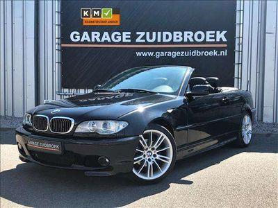 tweedehands BMW 318 Cabriolet 318 ci Leer M-pakket Xenon Clima Airco Yo