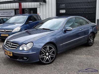 tweedehands Mercedes CLK320 CDI V6 Avantgarde