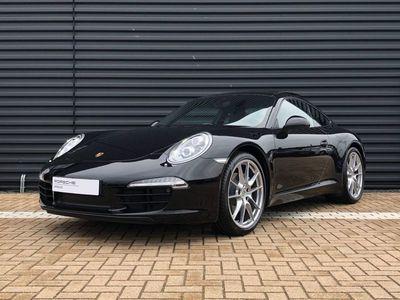 tweedehands Porsche 911 Carrera Black Edition