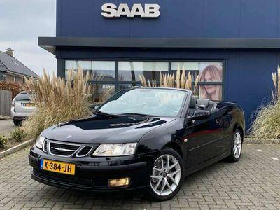 tweedehands Saab 9-3 Cabriolet 2.0t Aut. Vector 195PK Hirsch Navi/Xenon