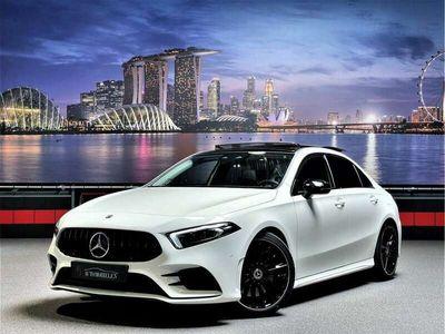 tweedehands Mercedes A250 AMG &- Night |Burmester|Sfeer|Pano
