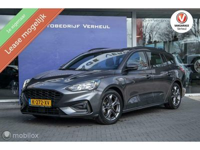 tweedehands Ford Focus Wagon 1.0 EcoBoost ST-Line 125Pk Navi Lane Assist