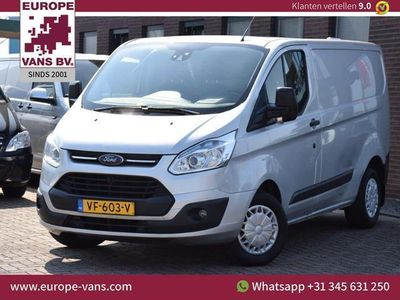 tweedehands Ford Custom TRANSIT2.2 TDCI 125pk L1H1 Trend Navi/Camera 10-2013