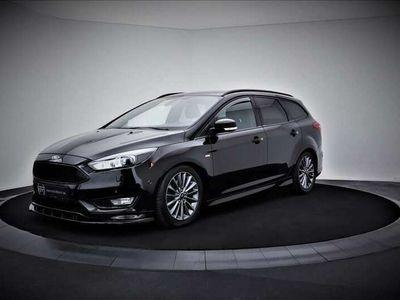 tweedehands Ford Focus Wagon 1.5EB 182Pk Aut. ST Line XENON/NAVI/CLIMA.ST