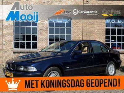 tweedehands BMW 501 540 540i Executive V8 Automaat *metpk* Leder, Nav
