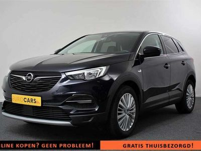 tweedehands Opel Grandland X 1.2 Turbo | Automaat | Innovation | Navigatie | Cl