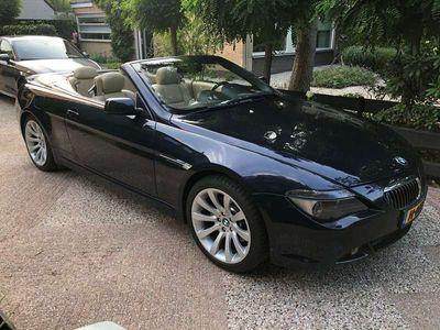 tweedehands BMW 650 Cabriolet