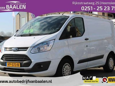 tweedehands Ford Custom Transit270 2.2 TDCI L1H1 EDITION 3PERS AIRCO CRUISE 99000