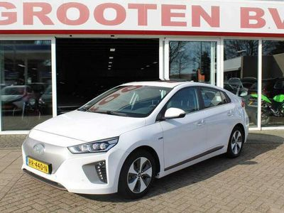 tweedehands Hyundai Ioniq Premium EV EX BTW