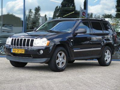 tweedehands Jeep Grand Cherokee 3.0 V6 CRD Limited | LEDER | TREKHAAK | CLIMATE |