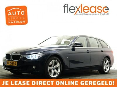 tweedehands BMW 328  3 Serie, Touring i High Executive M-Sport 245pk Aut8 Leer, Navi Pro, Xenon, PDC, LMV