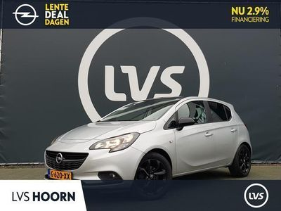 tweedehands Opel Corsa 1.4-16V 90 PK Color Edition AIRCO-CRUISE-CONTROL-16 INCH LMV