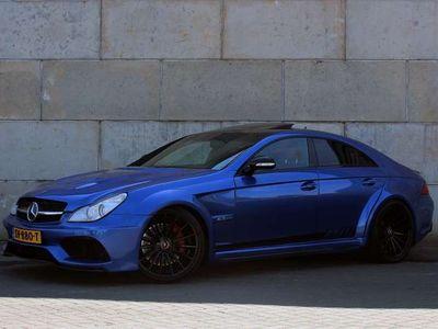 """tweedehands Mercedes CLS63 AMG AMG Aut. Black Series Designo Schuifdak, Keyless, 20"""""""