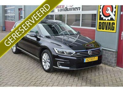 tweedehands VW Passat Variant 1.4 TSI GTE Connected Series Plus O.a: Full Led, A
