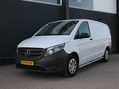 tweedehands Mercedes Vito 114 CDI Lang Automaat - Airco - Cruise - PDC - Cam