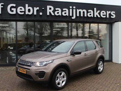 tweedehands Land Rover Discovery Sport 2.0 eD4 E-Capability SE *Navi*ECC*EXPORT/EX.BPM*