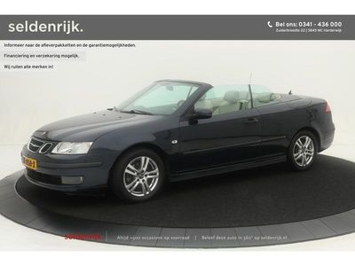 tweedehands Saab 9-3 Cabriolet 1.8 Turbo 150pk Spring Edition Aut. *Youngtimer* |