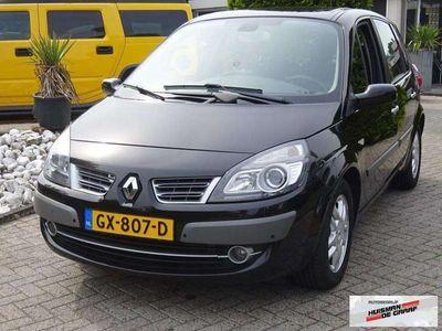 tweedehands Renault Mégane Scenic1.9 DCI 2009 Zwart