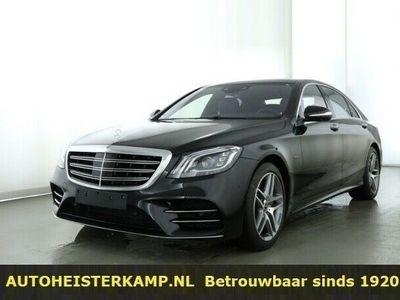 tweedehands Mercedes S560 e Lang Hybrid AMG Line Nachtzicht Head-Up Panoramadak