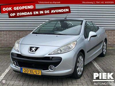 tweedehands Peugeot 207 CC 1.6 VTi Première APK NIEUW