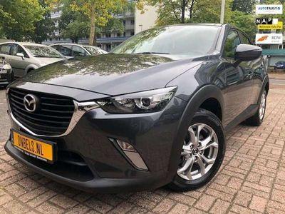 tweedehands Mazda CX-3 2.0 SkyActiv-G 120 Dynamic Navi/Clima/Cruise