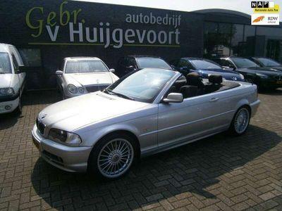 tweedehands BMW 323 Cabriolet 323Ci AUTOMAAT-VOL OPTIES