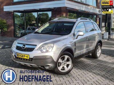 tweedehands Opel Antara 2.4-16V Temptation - Airco - Stoelverw. - Parkeers