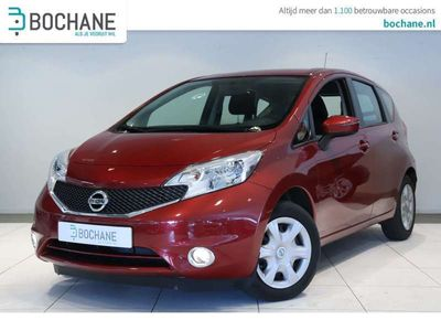 tweedehands Nissan Note 1.2 Acenta | Airco | Radio CD | Cruise control | El.ramen + spiegels |